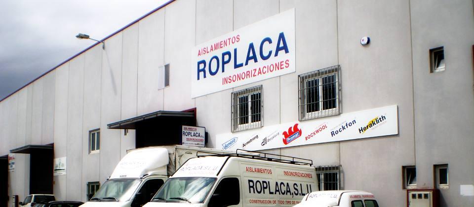 Aislamientos ROPLACA S.L.U. - Nave